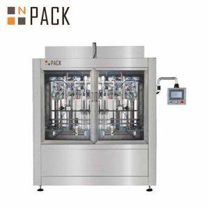 Полностью автоматическое пищевое оборудование для розлива кокосового масла