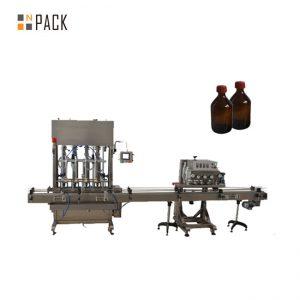 Высокоточная автоматическая машина для наполнения / смазки