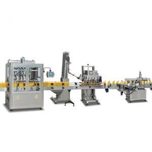 Полностью автоматическая машина для розлива бутылок в бутылку 2 в 1 для производства оливкового масла