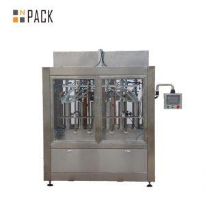 завод химическая жидкость разливочная машина
