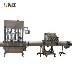 машина завалки растительного масла сельскохозяйственных химикатов соуса нержавеющей стали