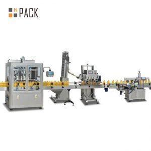 машина для наполнения поршневого джема, автоматическая машина для наполнения горячего соуса, линия по производству соуса