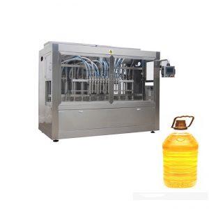 Машина для наполнения холодного отжима оливковым маслом / разливочным маслом