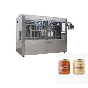 Автоматическая машина для наполнения меда / Автоматическая машина для наполнения джема / Машина для наполнения жидких моющих средств