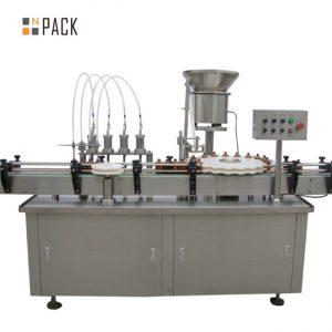 Высококачественная машина для наполнения бутылок в форме пухлой гориллы Машина для наполнения жидкостью e-жидкость e Машина для розлива мелких капель